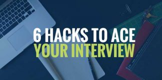 6 interview tips