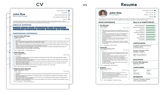 TOP 5 TIPS TO WRITE A VERY POWERFUL GRADUATE RESUME/CV