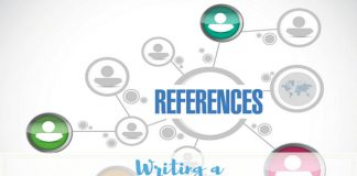 HOW TO WRITE A REFERENCE LETTER FOR A JOB
