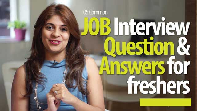 COMMON INTERVIEW QUESTIONS FOR GRADATE JOBS
