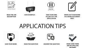 graduate job tips