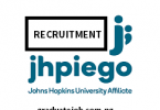 GIS Consultant at Jhpiego