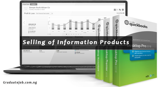 Selling-of-Information-Products