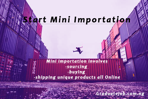 Start-Mini-Importation