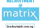 Matrix Energy Group Graduate Trainee Program 2020